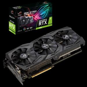 ASUS ROG Strix GeForce RTX 2060 OC, 6GB GDDR6, 2xDP, 2x HDMI