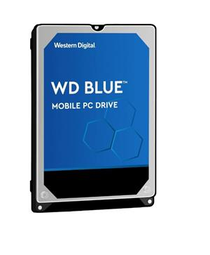 WD Blue WD5000LQVX 500GB HDD 2.5'', SATA/600, 5400RPM, 8MB cache