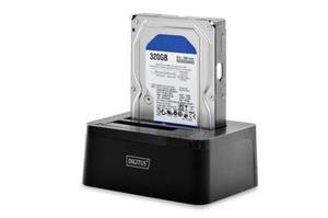 Docking Station SSD/HDD 2.5''/3.5'' SATA III to USB 3.0, clone function