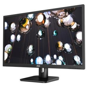 Monitor AOC 27E1H 27'', panel IPS, D-Sub/HDMI