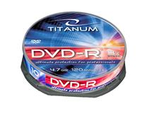 DVD-R Titanum [ cakebox 10 | 4.7GB | 8x ]