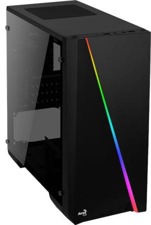 APC skrinka Micro-ATX CYLON MINI RGB - USB3.0 TEMPERED GLASS bez zdroja