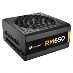 PSU Corsair RM Series RM650 650W, 140mm, 80 PLUS Gold, ATX, Fully Modular