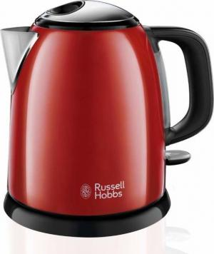 Electric kettle Russell Hobbs 24992-70 Colours Plus Mini | 1L red