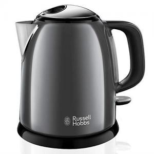 Electric kettle Russell Hobbs 24993-70 Colours Plus Mini | 1L grey