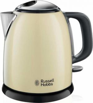 Electric kettle Russell Hobbs 24994-70 Colours Plus Mini | 1L cream