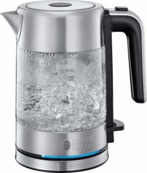 Electric kettle Russell Hobbs 24191-70 Compact Home | 0,8L glass