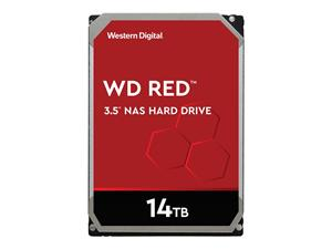 WD Red WD140EFFX 14TB HDD 3.5, SATA/600, Intelli Power, 256MB 24x7, NASware™