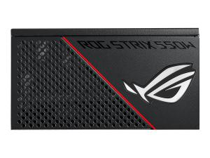 ASUS ROG -STRIX-550G The ASUS ROG Strix 550W Gold PSU brings premium cooling performance to the mainstream.