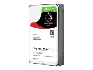 SEAGATE NAS HDD 4TB IronWolf 5900rpm 6Gb/s SATA 64MB cache 3.5inch 24x7 for NAS and RAID rackmount systemes BLK single