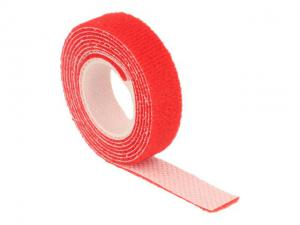 DELOCK 18717 Delock Hook-and-loop fasteners L 1 m x W 13 mm roll red