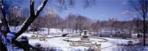 BV LEISURE Central Park Panoramic Jigsaw