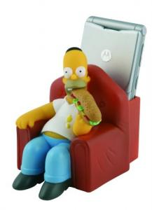 PRIME Homer Simpson Talking Mobile Ringtone Converter / Holder