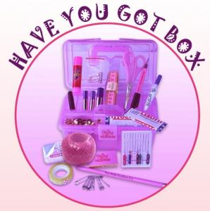PINKTOOLBOX The Pink Have You Got Box