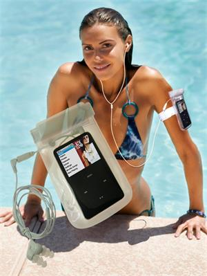 PRIME iSwim Waterproof iPod Case