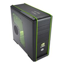 COOLERMASTER NV-690-KWN1-GP Nvidia 690 black w/ Side window