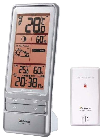 OREGON SCIENTIFIC RMS600 Oregon Weather Station with USB Upload