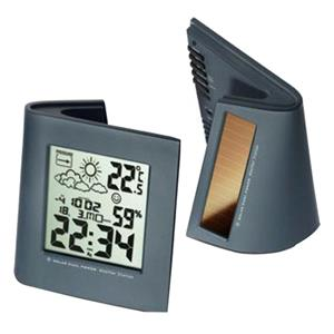 PRIME WiKi Solar Dual Powered Curved Weather Station