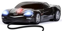 ROADMICE Wired Mouse - Corvette (Black) Wired