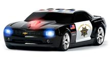 ROADMICE Wireless Mouse - Camaro (Highway Patrol) Wireless