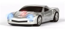 ROADMICE Wireless Mouse - Corvette (Silver) Wireless
