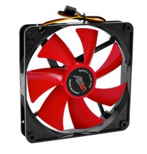 AIREN FAN RedWingsExtreme140 (140x140x25mm, Extreme Performance)