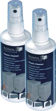 RONOL Plastic Cleaner - 125ml Pump-Spray (10015)