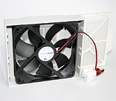 SILENTMAXX ITA-2767 Front Fan Kit