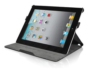 LUXA2 - Handy Accessories iPad 2 Legerity Stand Case (BLACK)