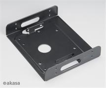 "AKASA AK-HDA-01 2.5""/3.5"" SSD/ HDD adapter do 5.25"" pozice"