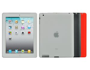 LUXA2 - Handy Accessories iPad 2 Candy Case (White)