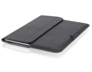 LUXA2 - Handy Accessories Zirka Case for iPad / iPad 2 (Black)