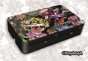 ED HARDY Tattoo Card Reader Allover 2 - Full Color