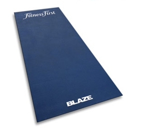 BLAZE Mel B Fitness First Workout Mat