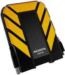 ADATA HD710 DashDrive™ Durable 1TB ext. HDD, USB3.0, water/shock proof, žltý
