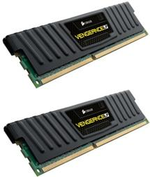 Corsair Vengeance 16GB (Kit 2x8GB) Low Profile 1600MHz DDR3 CL10, chladič, XMP
