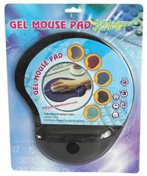 Gembird Gel mouse pad with wrist rest