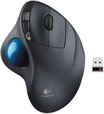 Logitech Wireless Trackball M570 s technologií Unifying