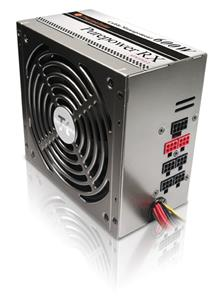 Počítačový zdroj THERMALTAKE PurePower RX™ W0144RE Cable Management 14CM Supersilent Fan 600W