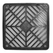 XILENCE Fan Filter 92mm (ZUB-XP-F92.B)