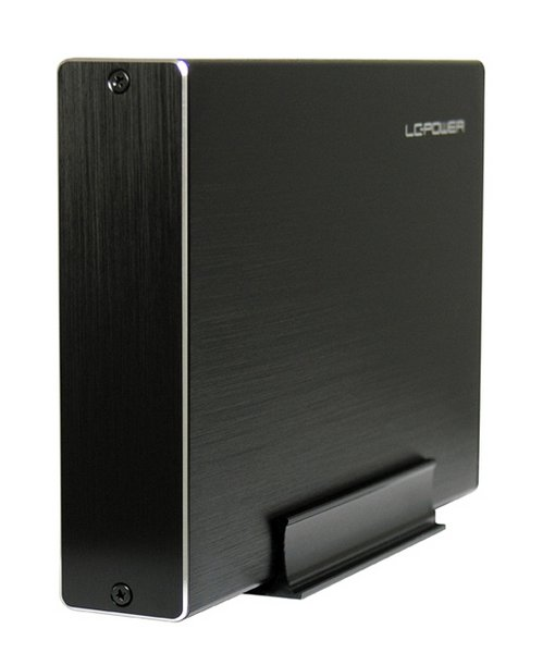 LC POWER LC-35U3-Becrux box - USB 3.1 Gen. 2 Type C