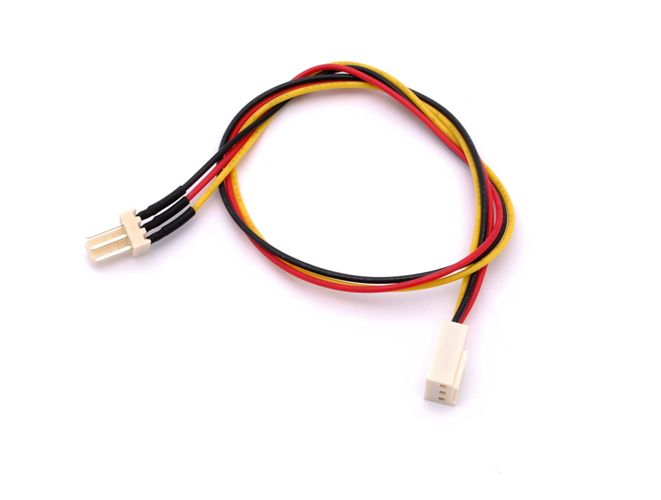 PRIMECOOLER PC-EC1 (3P/3P) 30cm Extension Cable