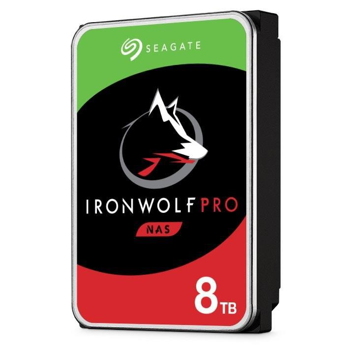 Seagate IronWolfPro HDD 3.5'' 8TB SATA3 7200RPM 256MB
