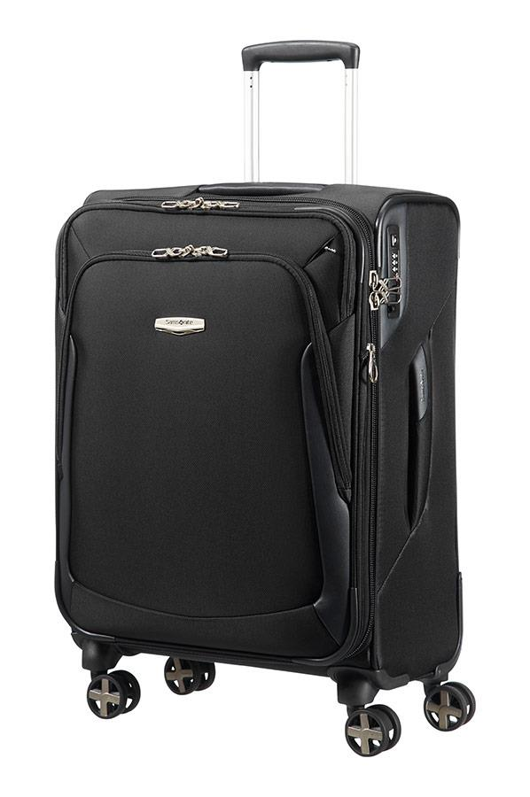 Spinner SAMSONITE 04N09007 X'BLADE 3.0 63/27cm EXP, comp.,tabl, doc, black