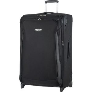 Upright SAMSONITE 04N09005 X'BLADE 3.0 77/28cm EXP, comp.,tabl, doc, black